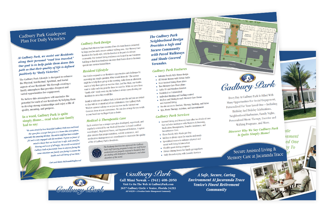 CadburyPark-Download Our Brochure